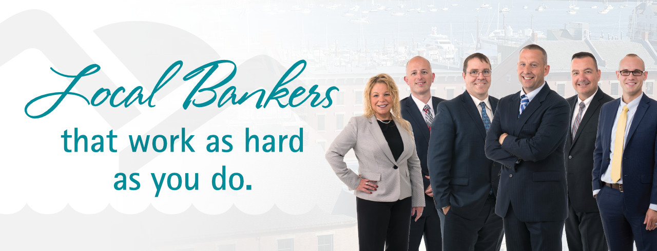 Local Bankers that work as hard as you do.